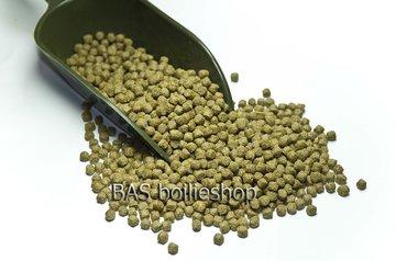 Drijvende pellets
