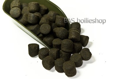Coppens Premium Select Halibut Pellet Zwart 16mm / kilo