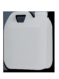 Jerrycans HDPE inclusief Dop 5 liter