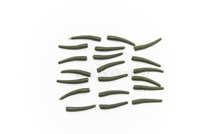 Mini Anti Tangle Sleev, green (10 stuks)
