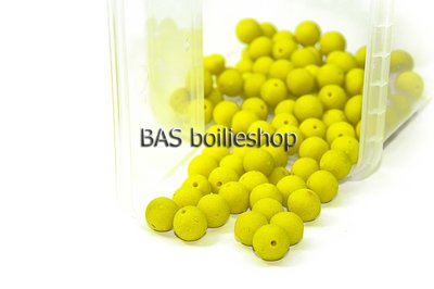 8mm Ready's Mini boilies met GAT Sweet Scopex Geel (50gram)