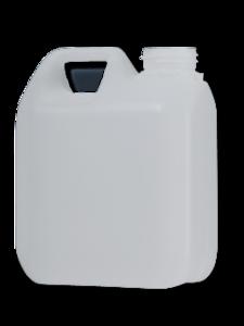 Jerrycan + dop  25 liter